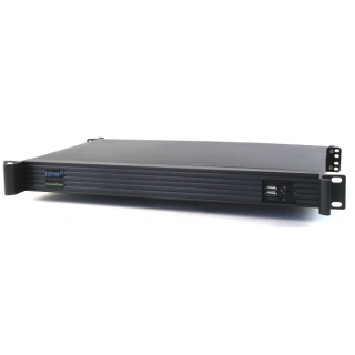 Bolzano RM Low Cost 1HE Rackmount 4*2,4 GHz Firewall Appliance